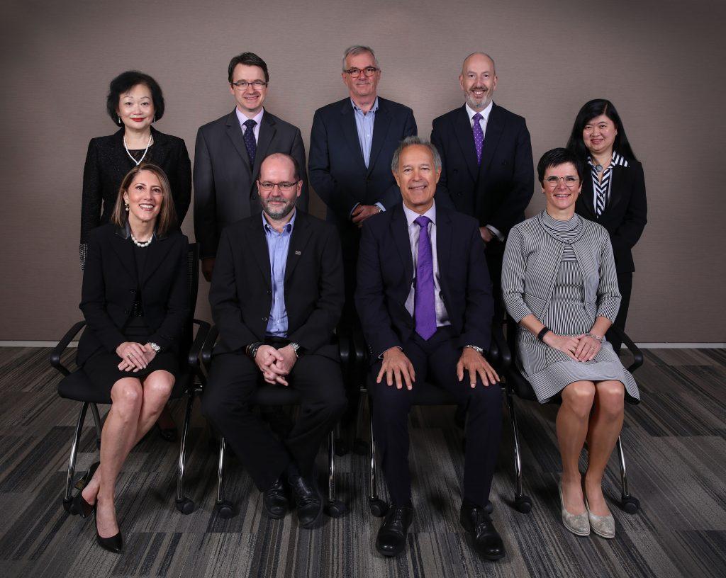FPSB 2019-2020 Board of Directors